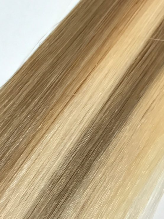 light brown extensions
