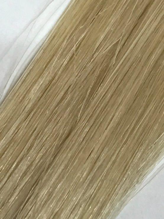 golden hair extensions