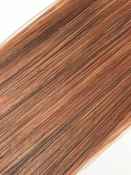 Medium Auburn Hair Extension
