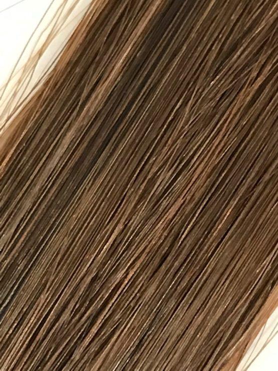 dark brown extension