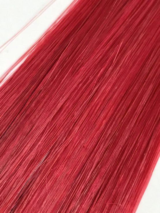 fuchsia hair extension