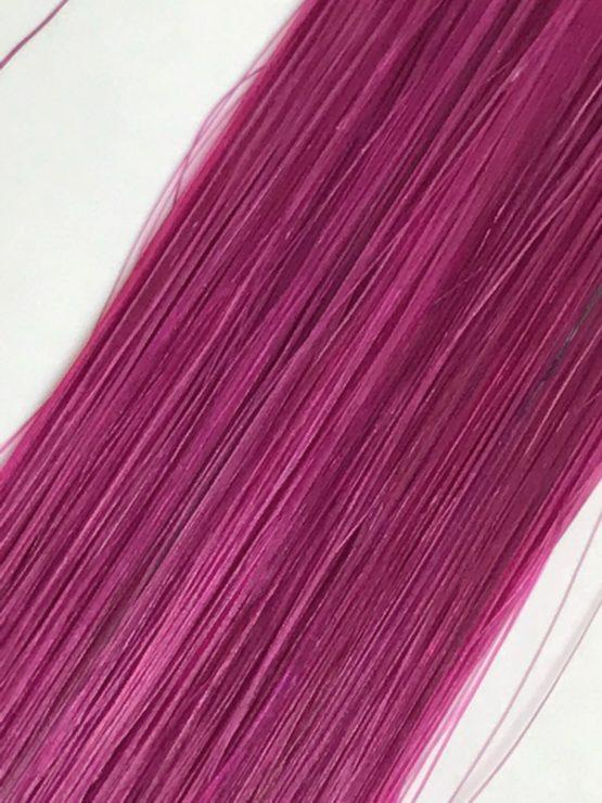 lavender hair extension
