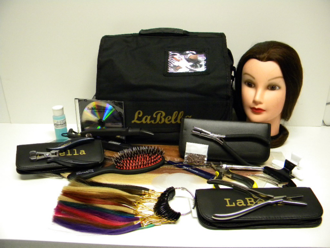 Education Certification Labella Hair Extensions