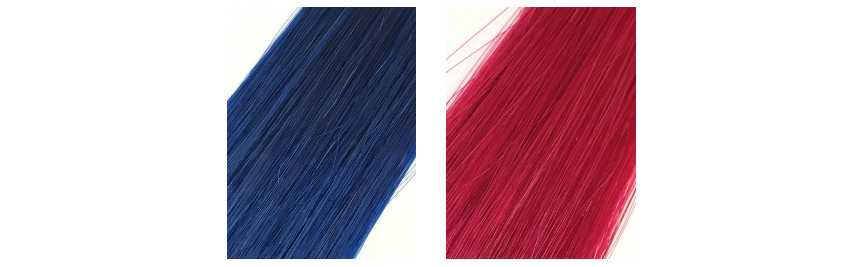 fashion color hair extensions